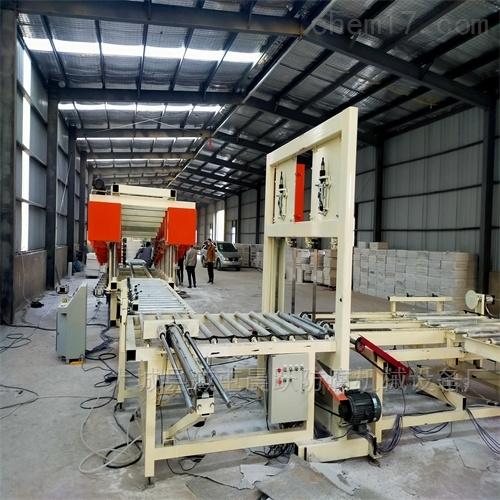水泥基匀质板切割锯设备 颗粒板高速带锯