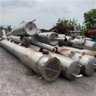 全国回收二手多效蒸发器设备