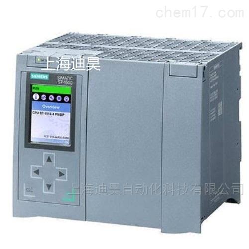 西门子CPU1516-3处理器上电不显示维修