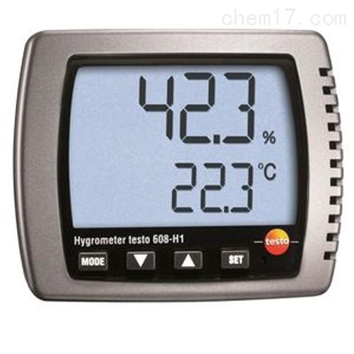 德图testo-608-H1温湿度记录仪