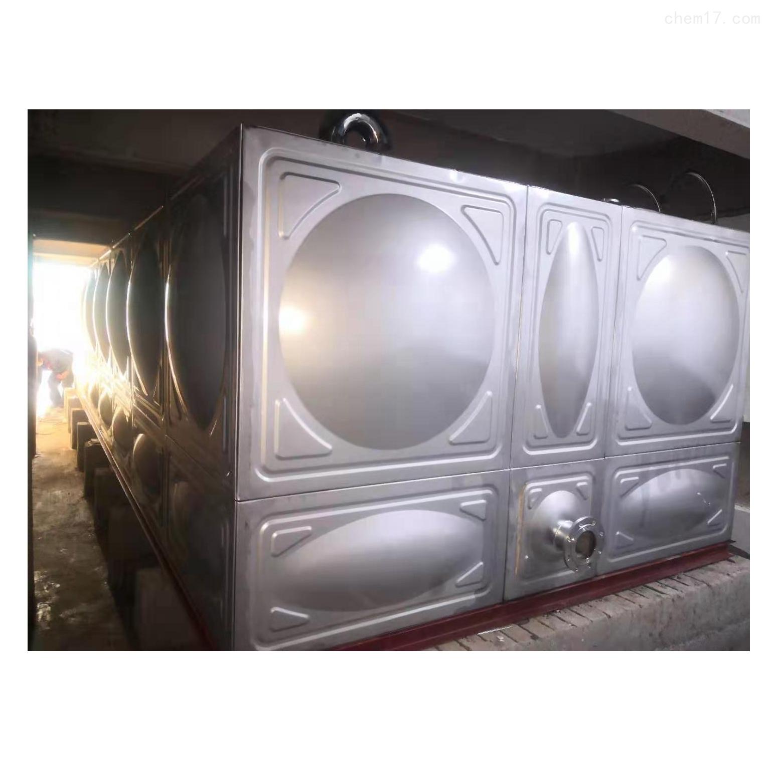 不锈钢水箱安装