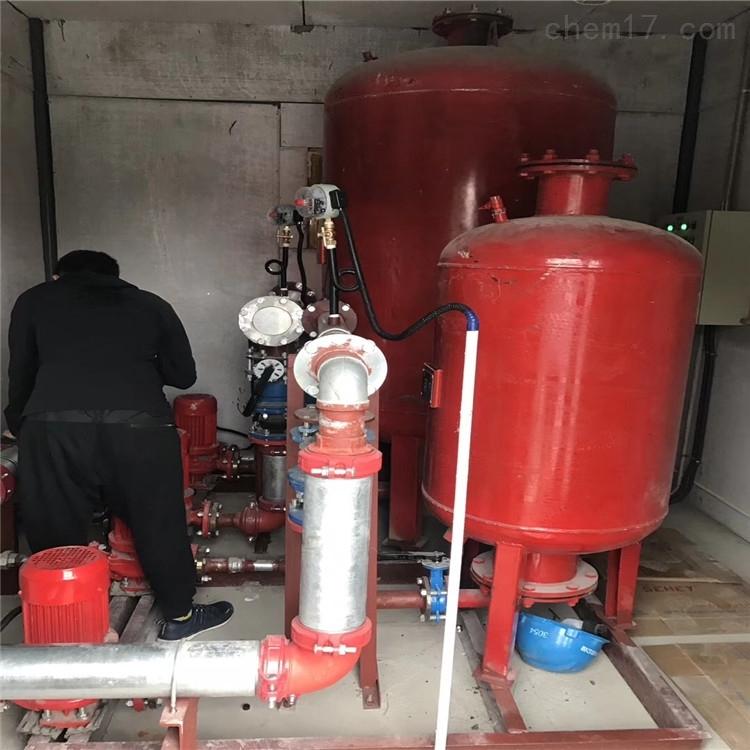 气体顶压消防给水设备制造商