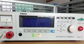 TOS9201供应菊水绝缘电阻测试仪 耐压仪