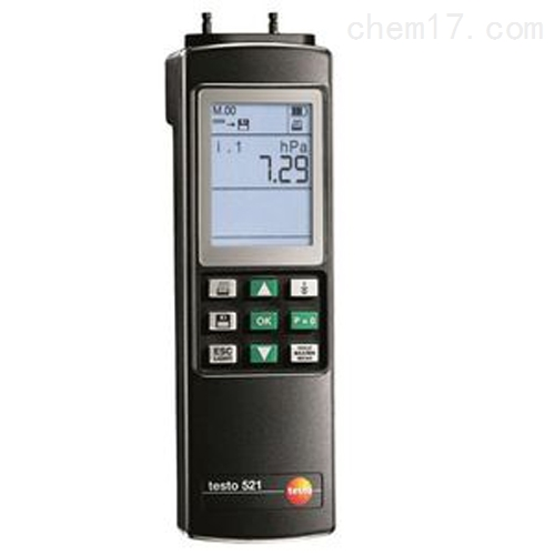 德图521-1差压测量仪(精度±0.2全量程)