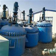 图木舒克市二手10吨搪瓷反应釜提供出售