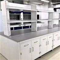 YJSY-12韶关不膨胀师范大学理化板台面带抽屉实验台