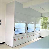 K09云南工厂实验室耐热PP通风型排风柜