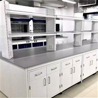 SYTQ-02吉林实验室设备大理石台面实验台通风柜安装