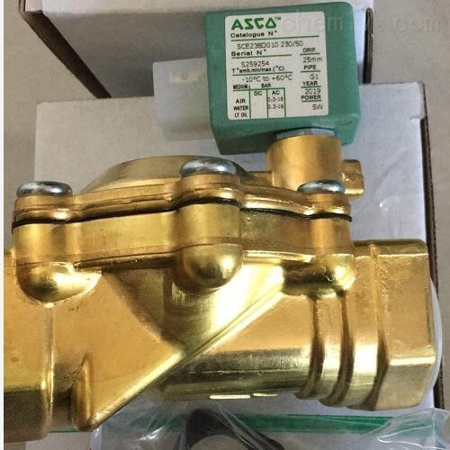世格ASCO铝体电磁阀保养方法