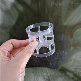 透明PVC鲍尔环填料使用性能和优势
