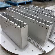 塔内件金属槽盘气液分布器可生产各种材质