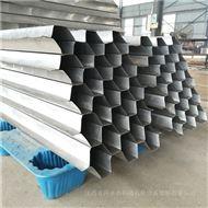 污水沉淀池金属斜管填料孔径DN40/DN50/DN80