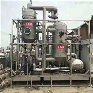 二手钛材蒸发器收购价