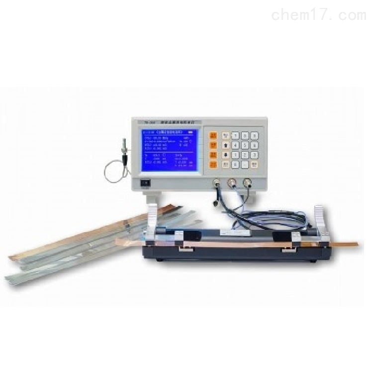 智能金属箔电阻率测量仪