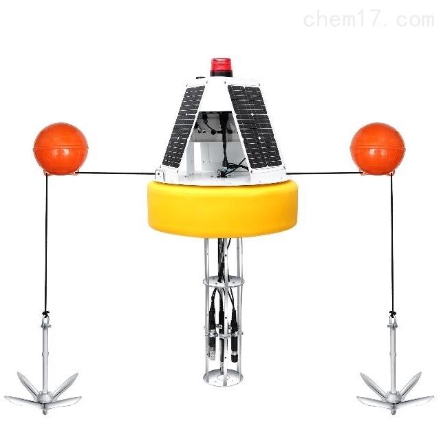 赤潮智能型五参数浮标水质在线PH监测仪