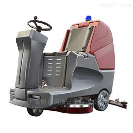 大型物业用驾驶式洗地机