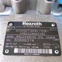 德国力士乐柱塞泵rexroth进口