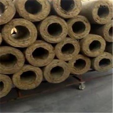 27-1220厂房室内管道保温岩棉管壳施工安装