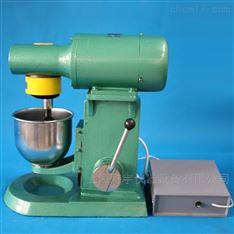 水泥净浆搅拌机工作原理