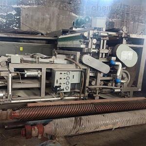 二手带式压滤机污泥处理设备