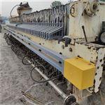 100-500长期出售回收二手压滤机