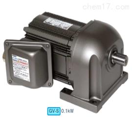 GV-SSYFW-RH 0.1kW 1/7.5三菱减速电机GV-SSYFW-RH 0.1kW 速比1/7.5