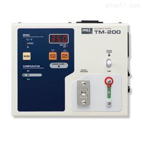 日本固特GOOT电烙铁综合测试仪温度电压电阻