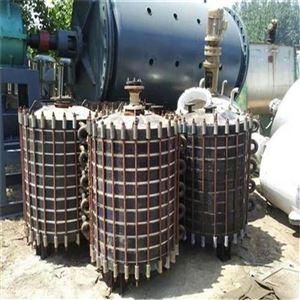 回收二手15平方搪瓷冷凝器