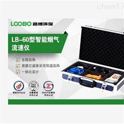 LB-60智能烟气管道烟气流速测试仪