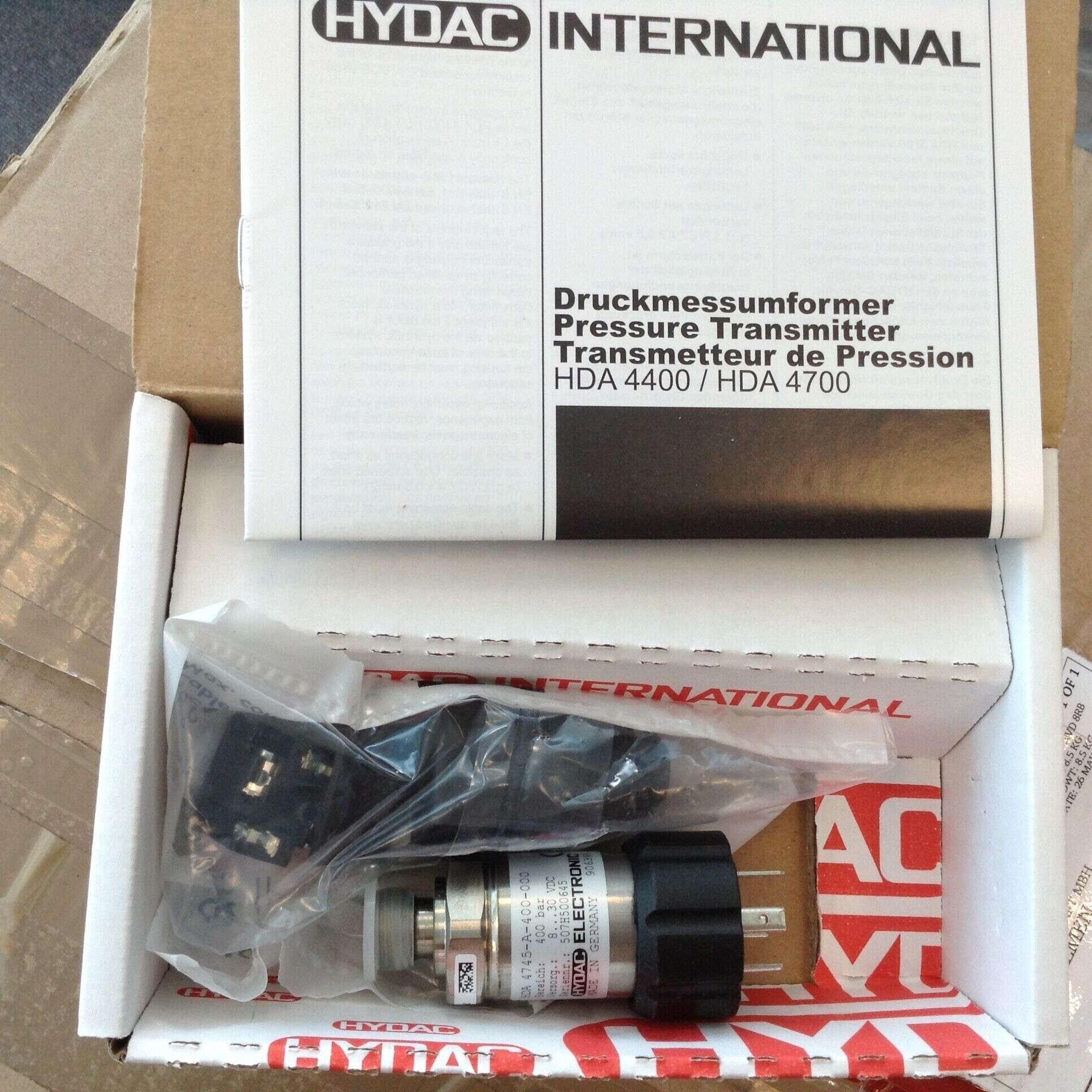 德国贺德克HYDAC压力传感器特价