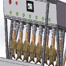 SRT-309A手套不泄漏性能测定仪