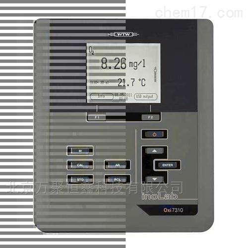 德国WTW品牌 inoLab Oxi 7310 溶氧仪