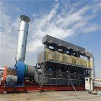 苏州喷漆房废气处理设备工艺流程