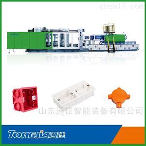 PVC线盒开关盒生产设备