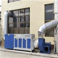 南通喷漆房废气处理设备环保总承包资质