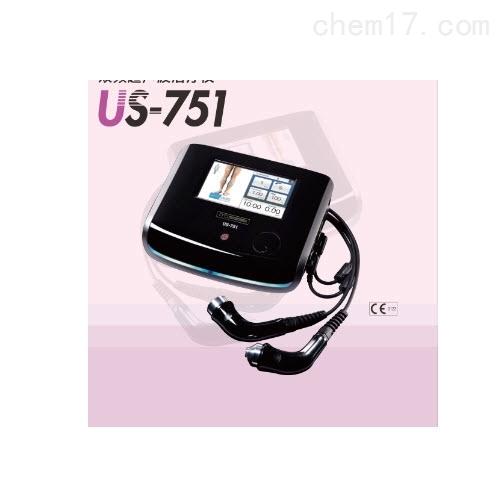 日本伊藤US-751型双频双头超声波治疗仪