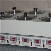 6工位磁力搅拌油浴锅