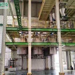 合肥信远宁夏银川粉剂大量元素水溶肥生产设备