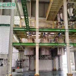 合肥信远江西萍乡全自动水溶肥生产设备