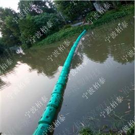 FT300*600拦截垃圾塑料浮排水上拦污浮力带隔离水域