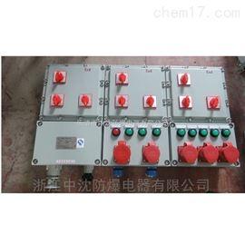 ExdIIBT6BXX-2/100防爆动力检修箱