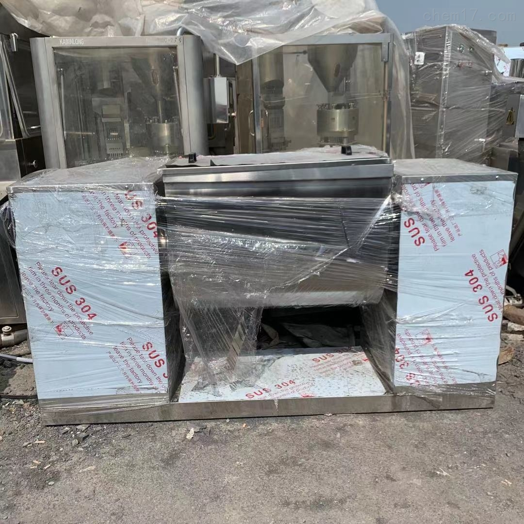 二手100型-1000型全新未用槽型混合机