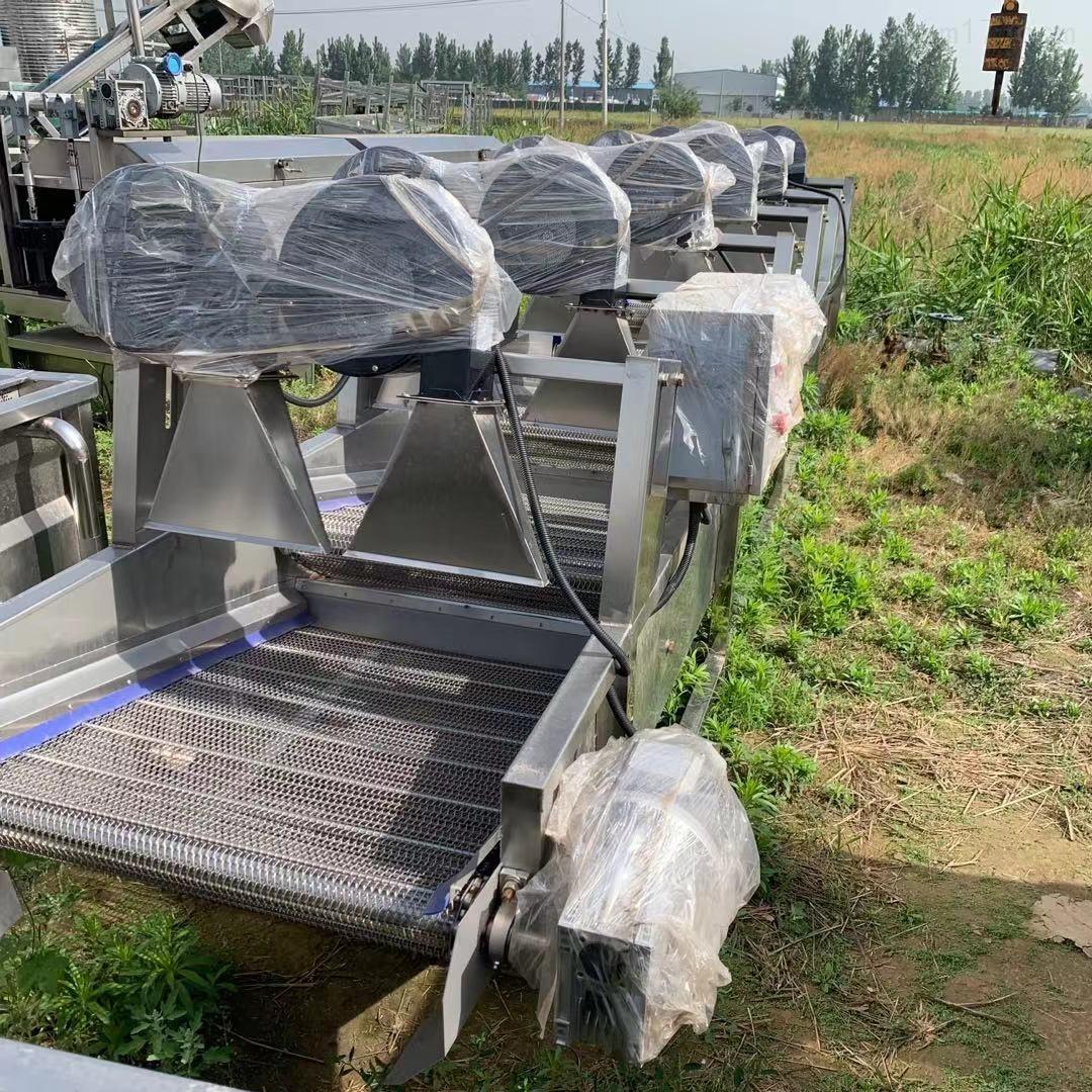 二手食品级3米-18米翻转风干机