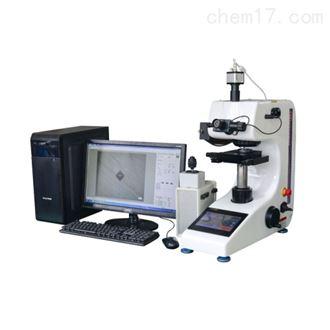 触摸屏数显显微维氏自动转塔硬度计