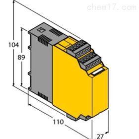 im21-14-cdtri描述TURCK转速监控器型号构成