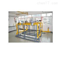VS-LYRQ01燃氣管道及附屬設備安裝實訓箱