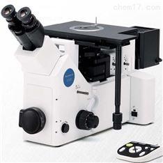 标准倒置显微镜奥林巴斯GX51标配