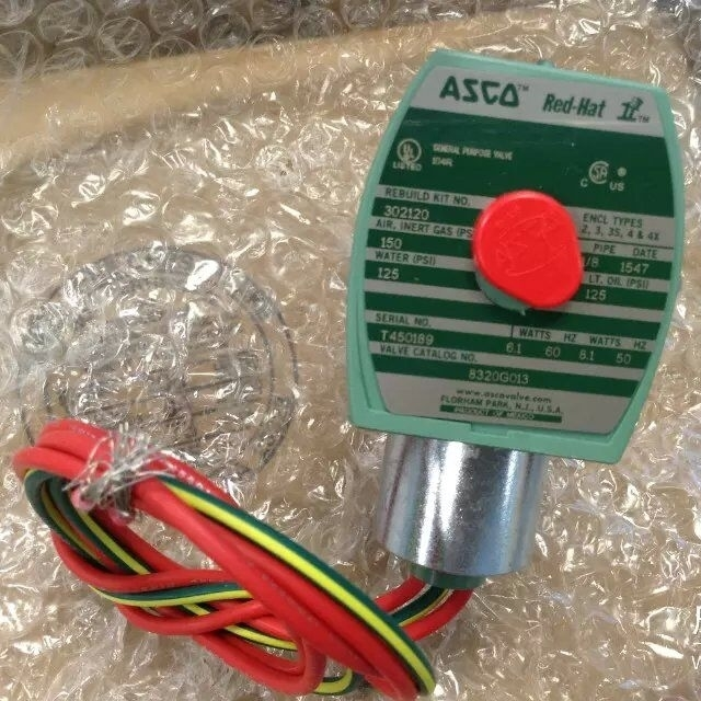 美国ASCO阿斯卡电磁阀上海现货