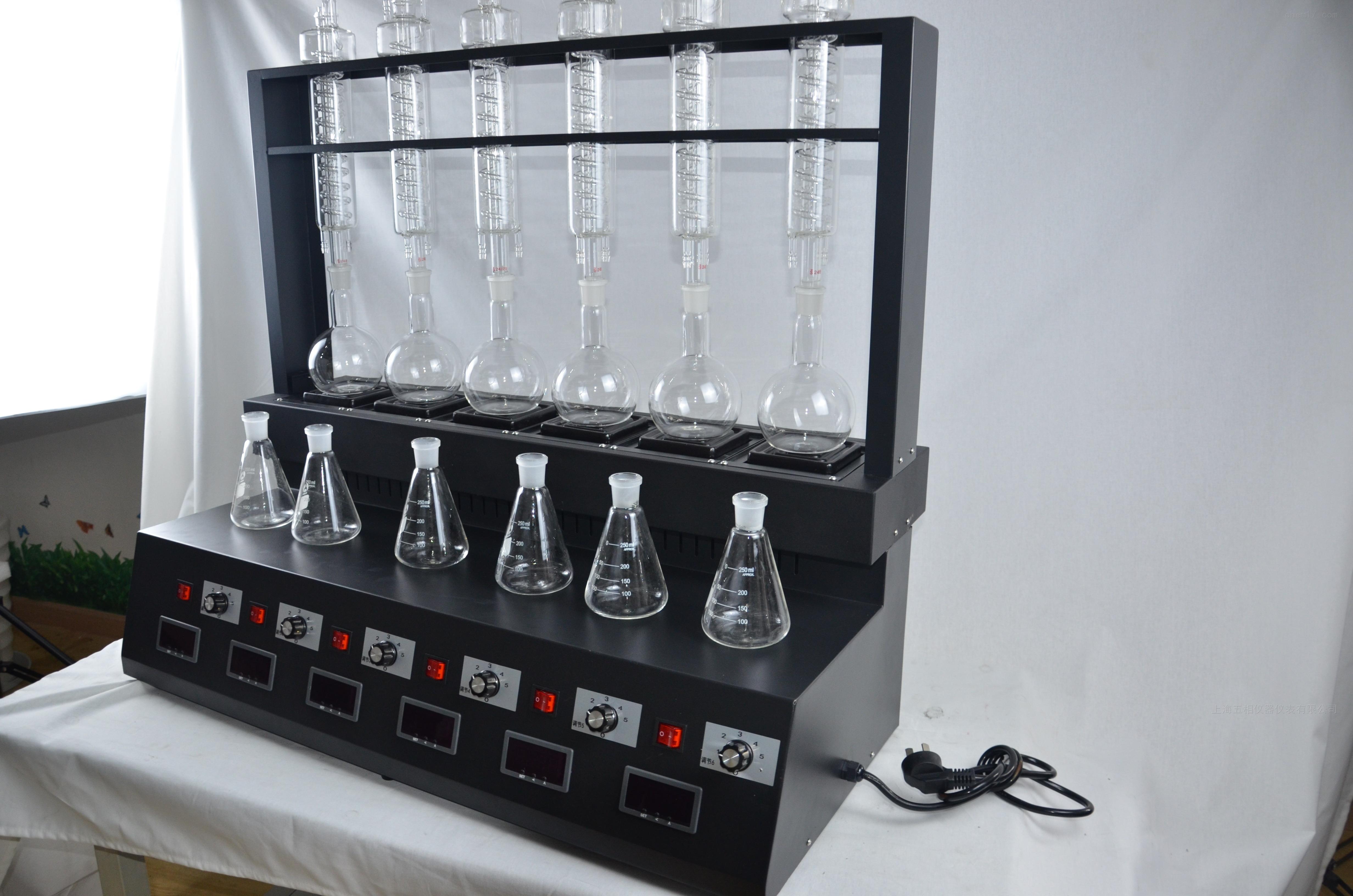 多功能实验室蒸馏器