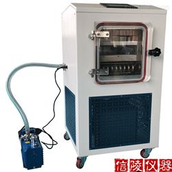 生物制药中型真空冷冻干燥机LGJ-10FD价格